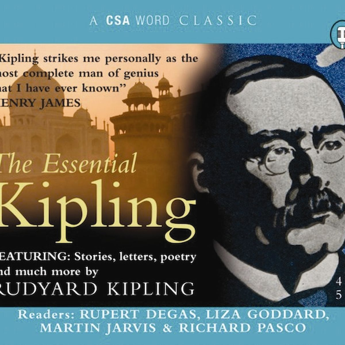 an analysis of the rudyard kipling and the opinion of henry james
